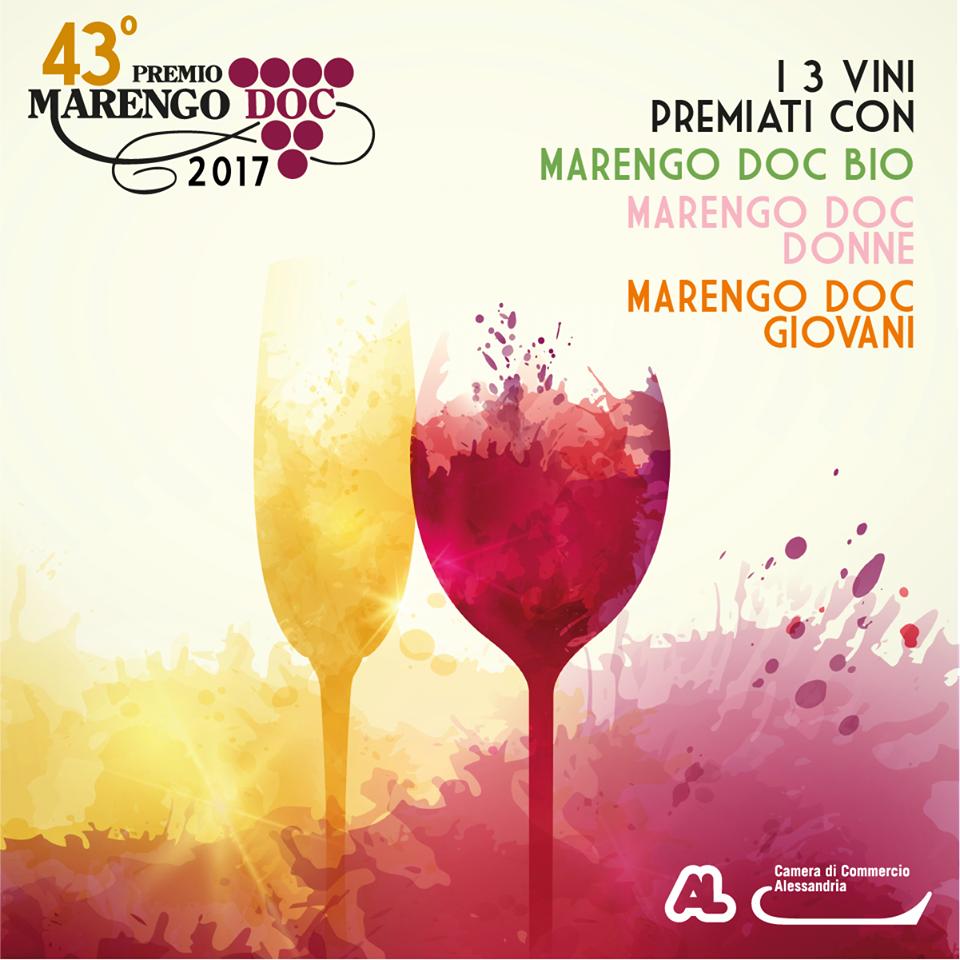 PREMIO MARENGO DOC 2017 Cantina Olivero
