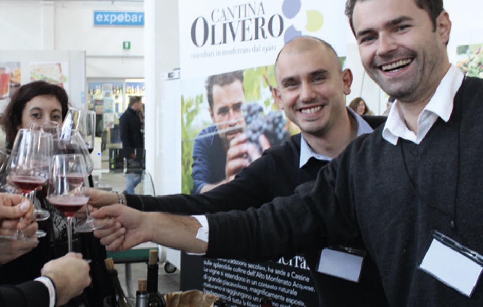 partecipazioni 2018 Cantina Olivero